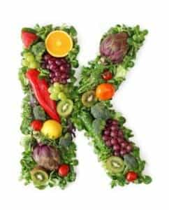 K vitamīna avoti